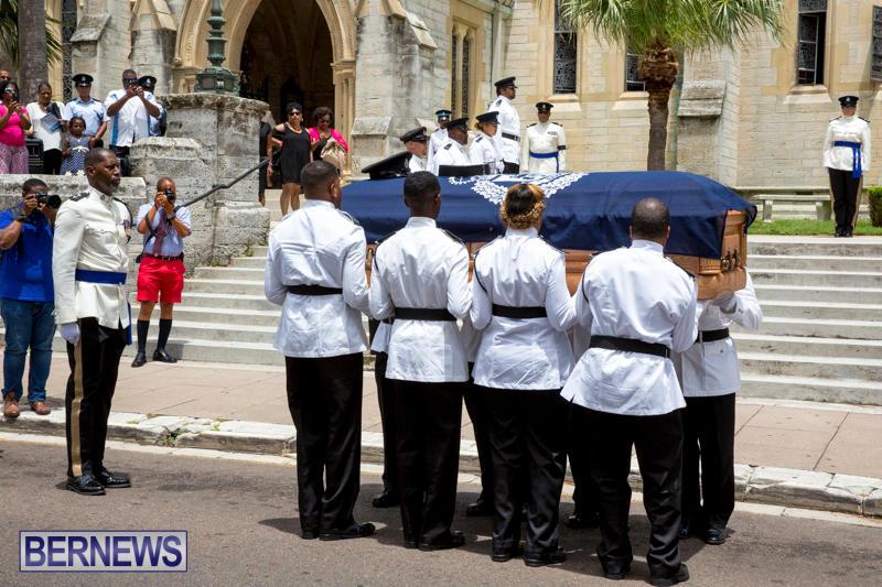 Police-Constable-2253-Latasha-Gibson-Funeral-Bermuda-July-5-2017_9239