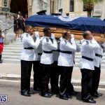 Police Constable 2253 Latasha Gibson Funeral Bermuda, July 5 2017_9242