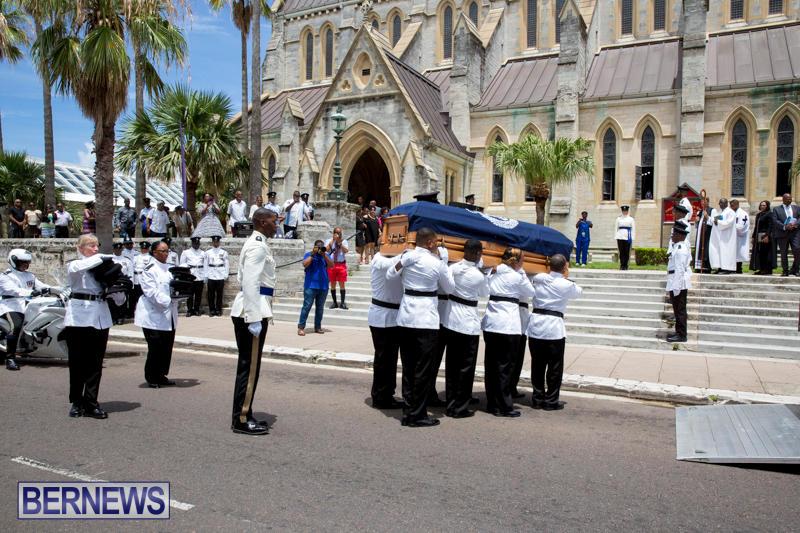 Police-Constable-2253-Latasha-Gibson-Funeral-Bermuda-July-5-2017_9244