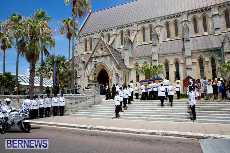 Police-Constable-2253-Latasha-Gibson-Funeral-Bermuda-July-5-2017_9252