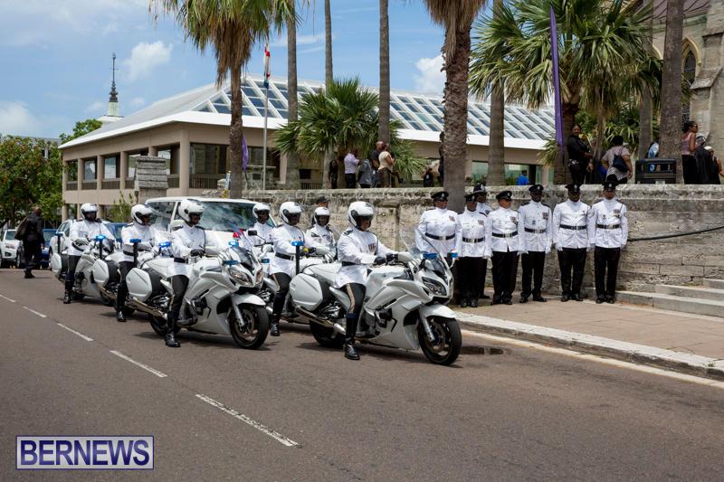 Police-Constable-2253-Latasha-Gibson-Funeral-Bermuda-July-5-2017_9256