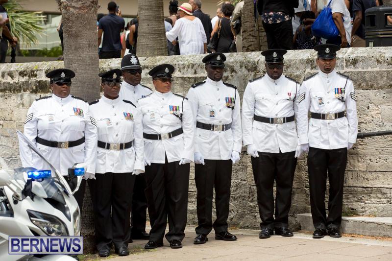 Police-Constable-2253-Latasha-Gibson-Funeral-Bermuda-July-5-2017_9258