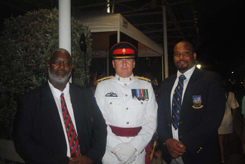 Royal Bermuda Regiment July 27 2017