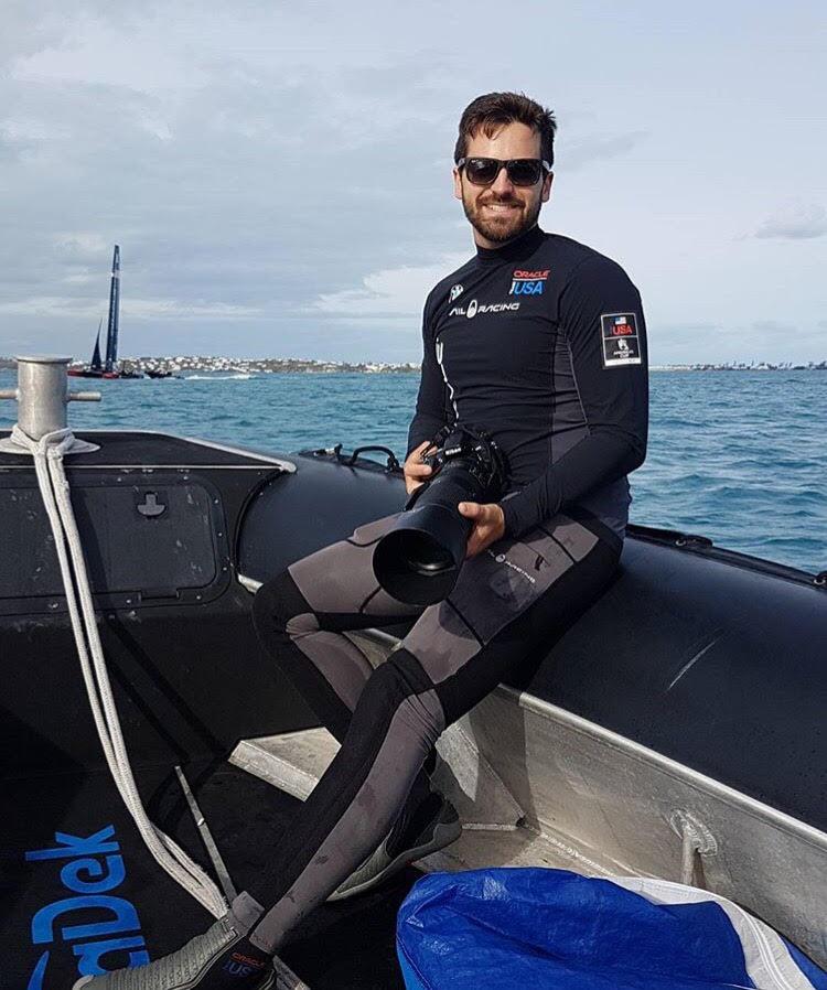Sam Greenfield Bermuda July 2017