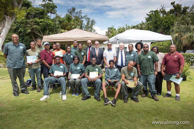 Skills-Development-Program-Graduation-Ceremony-Bermuda-July-2017-51