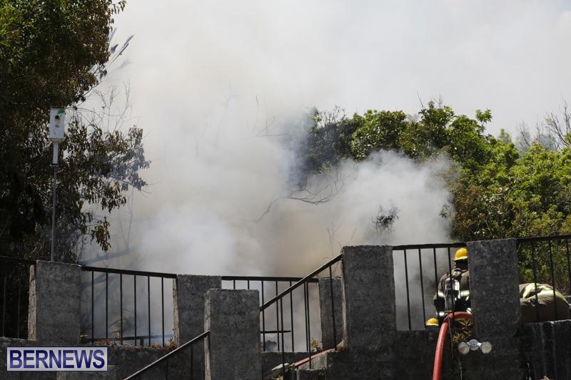 Structural fire at 11 Turk's Head Lane Bermuda July 14 2017 (13)