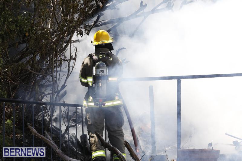 Structural fire at 11 Turk's Head Lane Bermuda July 14 2017 (9)