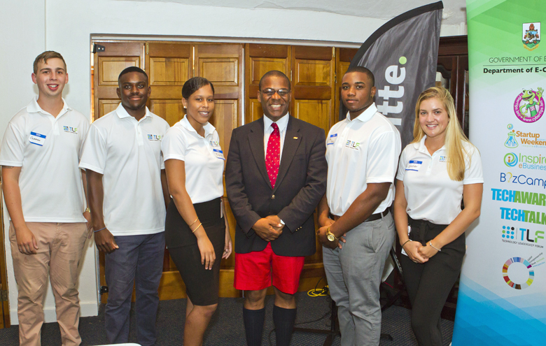 TLF Internship Summer Networking Event 2017 Bermuda July 27 2017 (2)