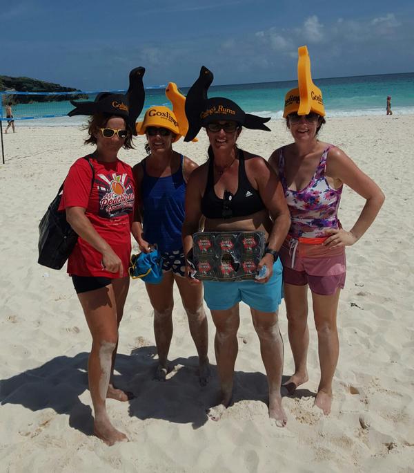 W4 - 3rd Smurfs Bermuda July 2017