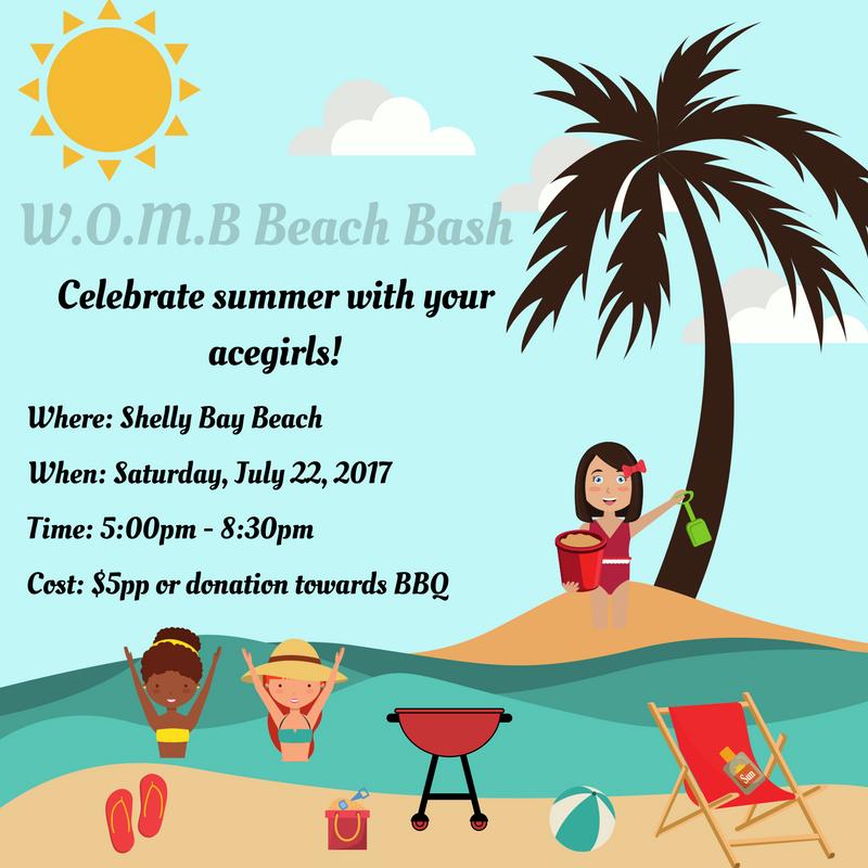 WOMB Summer Beach Bash Bermuda July 2017