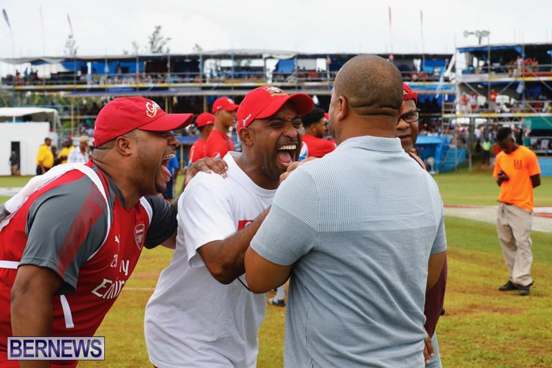 2017 Cup Match Bermuda getting underway, August 3 2017 (104)