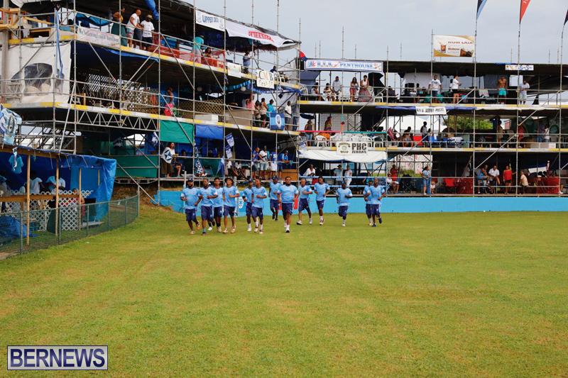2017 Cup Match Bermuda getting underway, August 3 2017 (11)
