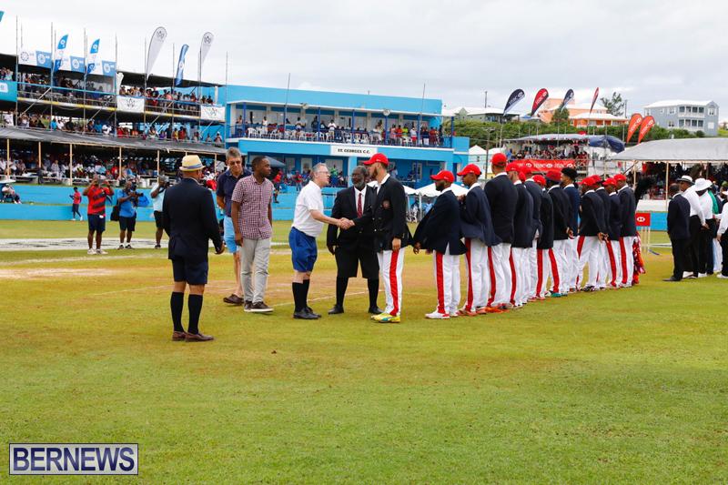 2017 Cup Match Bermuda getting underway, August 3 2017 (156)