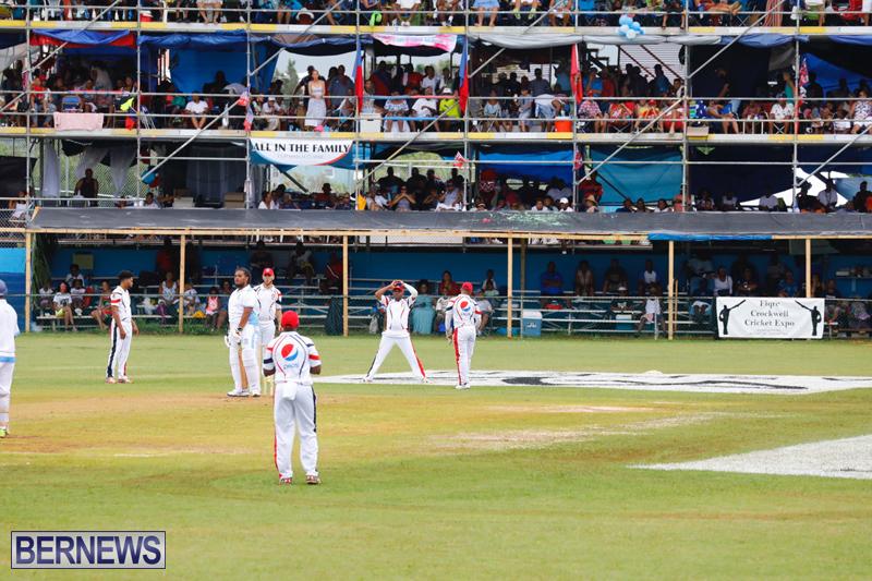2017 Cup Match Bermuda getting underway, August 3 2017 (203)