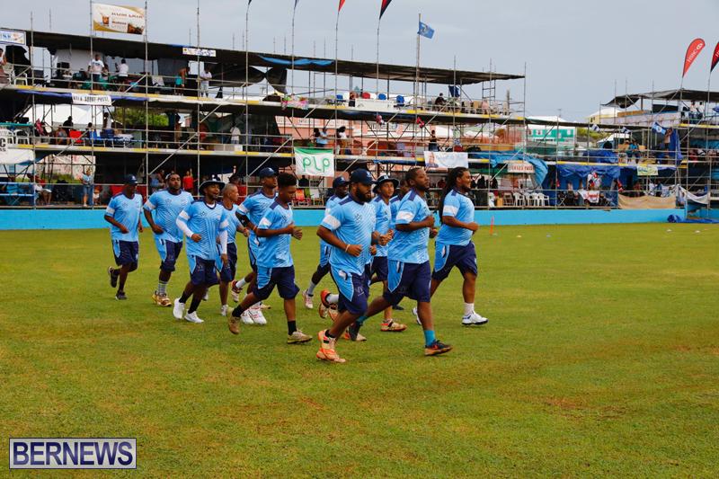 2017 Cup Match Bermuda getting underway, August 3 2017 (8)
