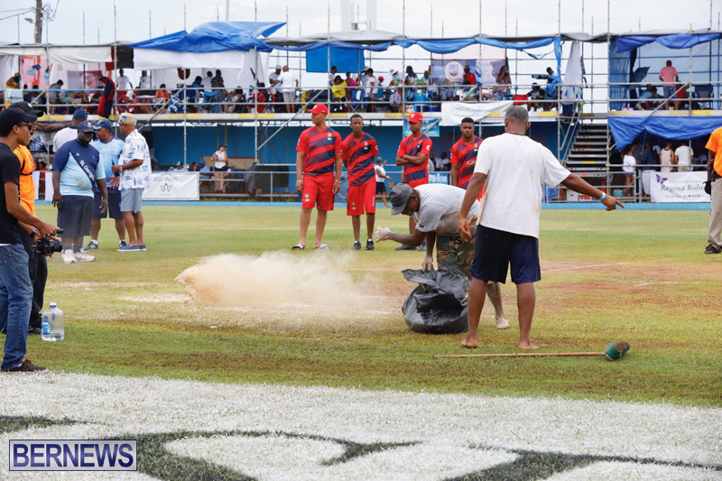 2017 Cup Match Bermuda getting underway, August 3 2017 (97)