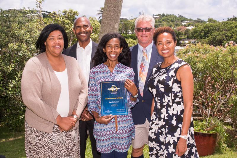ABICEA Alumni Awardee Bermuda Aug 7 2017