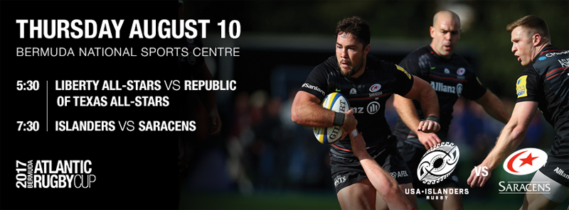 Atlantic Rugby Cup Bermuda Aug 2017