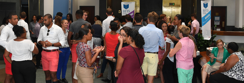 BFIS End Of Summer Networking Party Bermuda Aug 2017