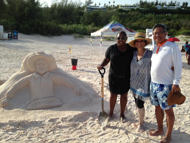 Bermuda Sand Castle Competition Aug 2017 (4)