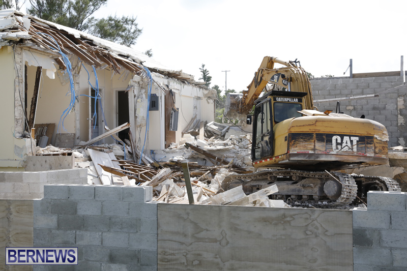 Bermuda-Shelly-Bay-beach-house-demolition-August-2017-1