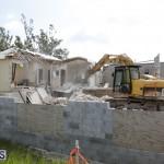 Bermuda Shelly Bay beach house demolition August 2017 (12)