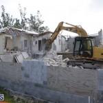 Bermuda Shelly Bay beach house demolition August 2017 (13)