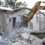 Bermuda Shelly Bay beach house demolition August 2017 (14)