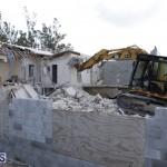 Bermuda Shelly Bay beach house demolition August 2017 (19)