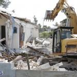 Bermuda Shelly Bay beach house demolition August 2017 (2)
