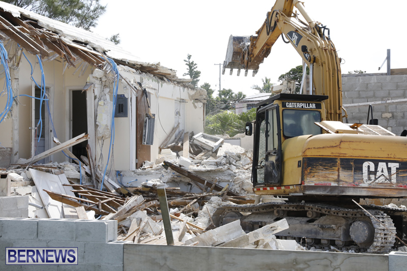 Bermuda-Shelly-Bay-beach-house-demolition-August-2017-2