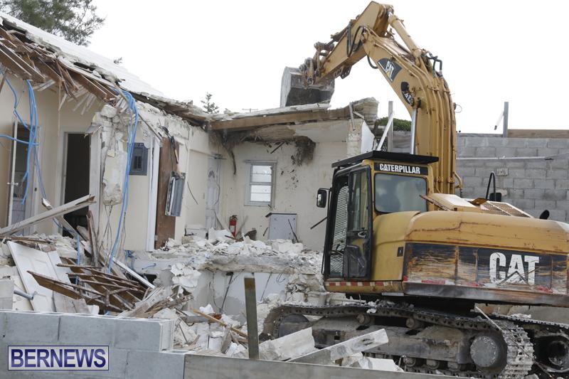 Bermuda-Shelly-Bay-beach-house-demolition-August-2017-3