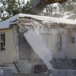 Bermuda Shelly Bay beach house demolition August 2017 (34)