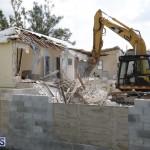Bermuda Shelly Bay beach house demolition August 2017 (4)