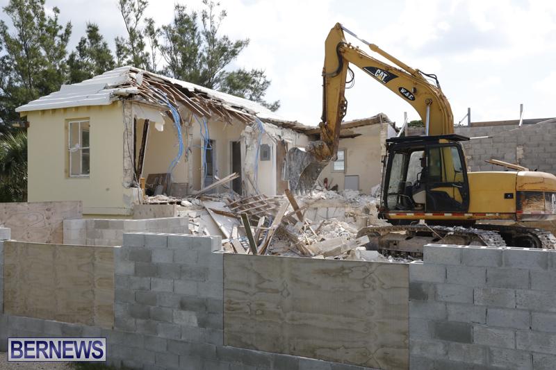 Bermuda-Shelly-Bay-beach-house-demolition-August-2017-4
