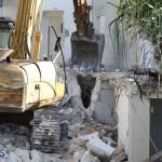 Bermuda Shelly Bay beach house demolition August 2017 (41)