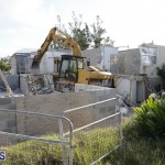 Bermuda Shelly Bay beach house demolition August 2017 (49)