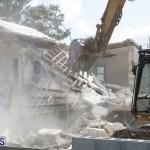 Bermuda Shelly Bay beach house demolition August 2017 (7)