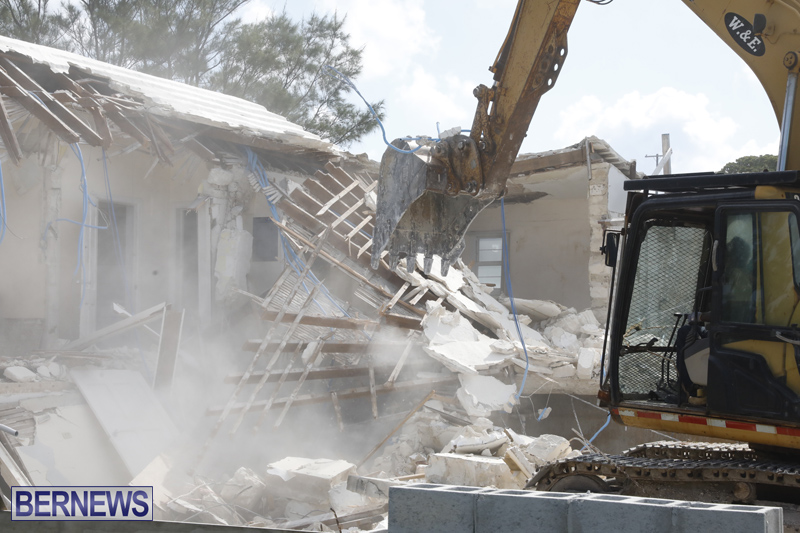 Bermuda-Shelly-Bay-beach-house-demolition-August-2017-7