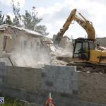 Bermuda Shelly Bay beach house demolition August 2017 (8)