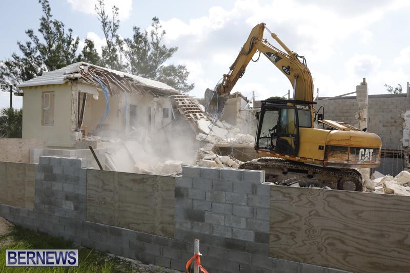 Bermuda-Shelly-Bay-beach-house-demolition-August-2017-8