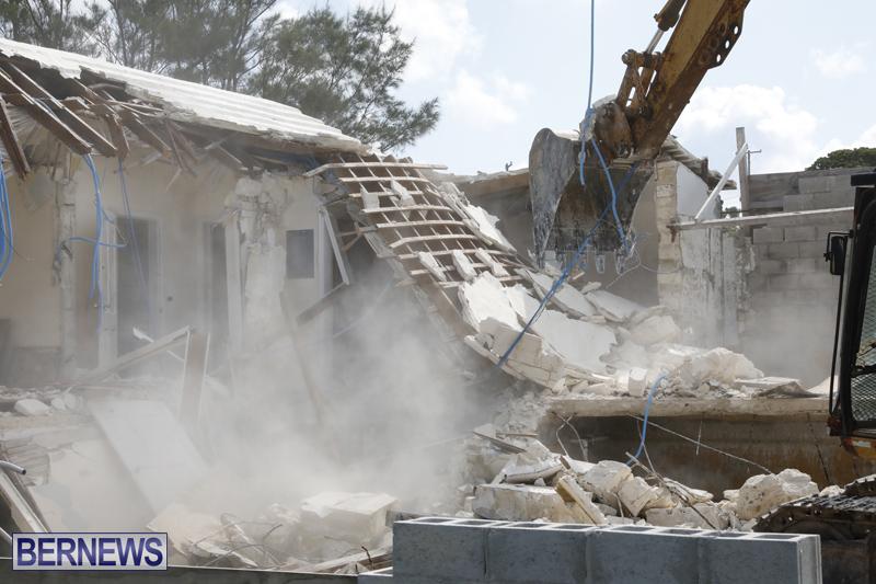 Bermuda-Shelly-Bay-beach-house-demolition-August-2017-9
