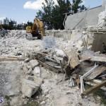 Bermuda Shelly Bay beach house demolition August 22 2017 (1)