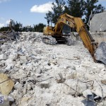 Bermuda Shelly Bay beach house demolition August 22 2017 (3)
