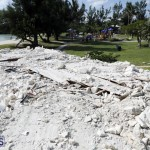 Bermuda Shelly Bay beach house demolition August 22 2017 (5)