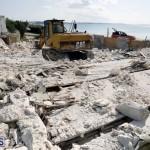 Bermuda Shelly Bay beach house demolition August 22 2017 (7)
