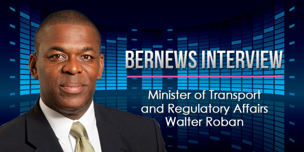Bernews Interview TC with Walter Roban