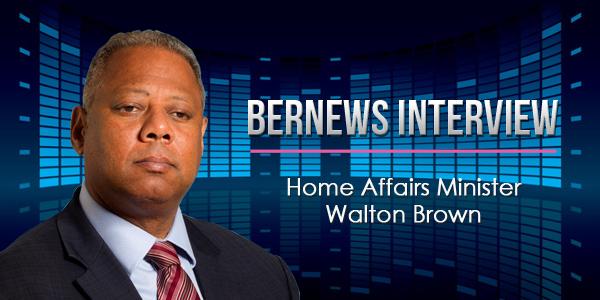 Bernews Podcast with Walton Brown