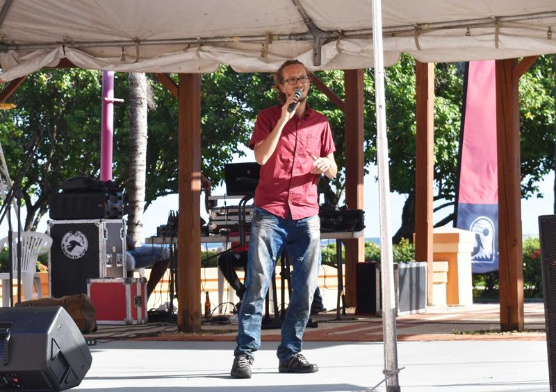 Carifesta 2017 Chris Astwood, Pelican Village e