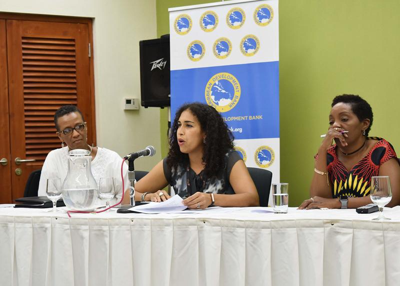 Carifesta 2017 Dr Kim Dismont-Robinson, University of West Indies e